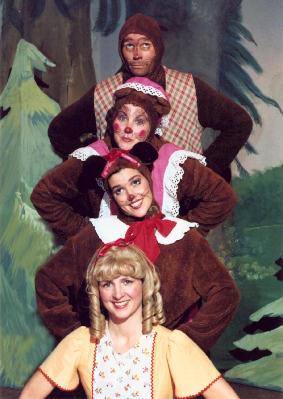 Hansel, Gretel, Goldilocks, and the Three Bears
